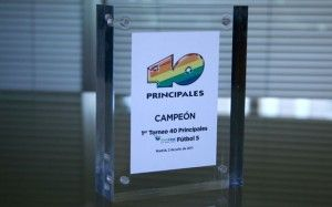 TORNEO 40 PRINCIPALES FUTBOL 5